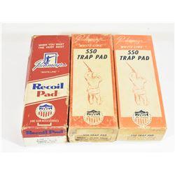 Box Lot Recoil Pads