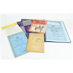 Box Lot Training Books