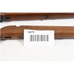 Three Wooden Rifle Stocks