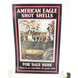 Set of 3 Federal Vintage Hunting Frameable Prints