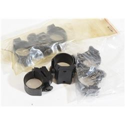 """Miscellaneous 1"""" Rings and Bases"""