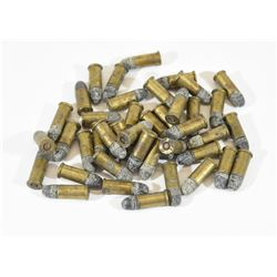 40 Rnds. Dominion CIL Factory 32 Short Colt Ammo