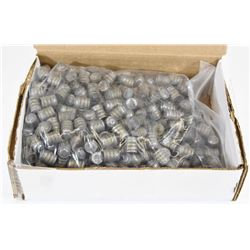 400 Pieces 44cal Wad Cutter Cast Lubed Bullets