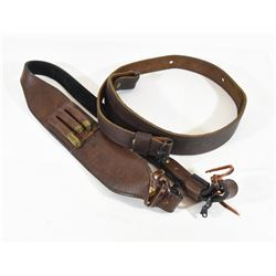 Browning Leather Slings with QD Swivels
