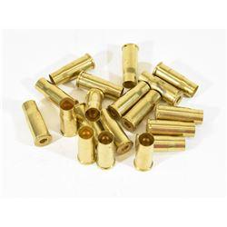 19 Pieces 38-40Win Starline Unprimed Brass