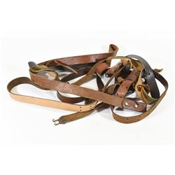 7 Leather Rifle Slings