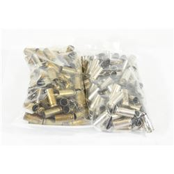 250 Pieces 38 Super Once-Fired Brass