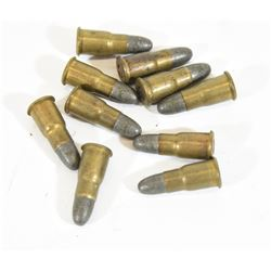10 Rounds 297/230 Morris C.F. RN Ammo