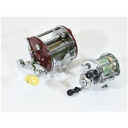 Penn Peer and Pelueger Akron Fishing Reels