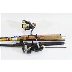 Box Lot Fishing Rods