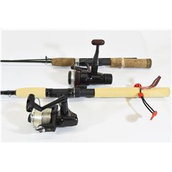 Browning and Micromaster Rods with Reels
