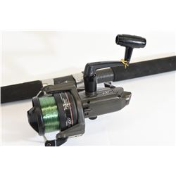 Partial Gold Coast Challenger 1124 Rod with Reel