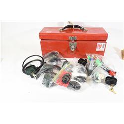 Box Lot Trigger Locks and Cable Locks