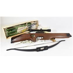 Crisbow MK III Crossbow with Accessories
