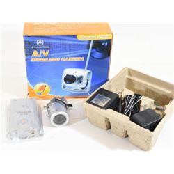 A/V Wireless Security Camera