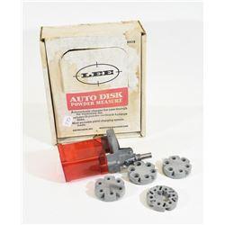 LEE Auto Disk Powder Measure