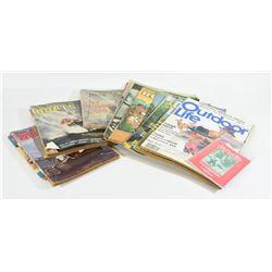 Box Lot Magazines