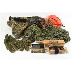 Box Lot Turkey Hunting