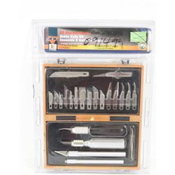 26 Piece Hobby Knife Kit New in Package