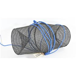 Torpedo Shaped Minnow Trap