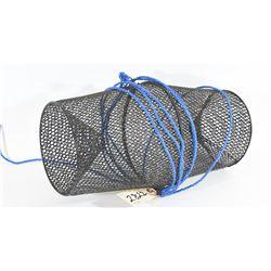 Torpedo Shaped Minnow Trap