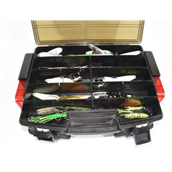 Fenwick Tackle Box with Tackle