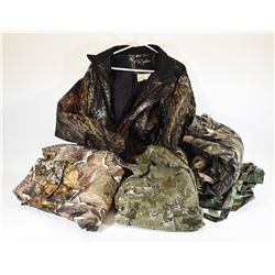 Lot of Hunting Clothing