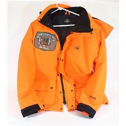 Red Head Safety Orange Jacket