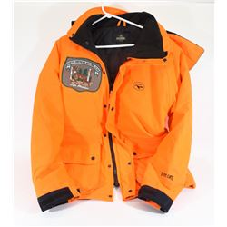 Red Head Safety Orange Jacket
