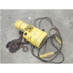 Budgit 1 Ton Chain Hoist, M/N: BEH0116