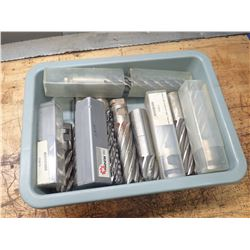 Lot of New Misc HSS End Mills