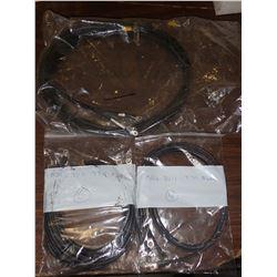 (3) Fanuc Robocut EDM Cables