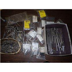 Lot of Misc Bolts & Misc