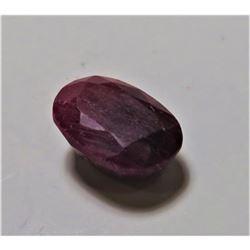 4.5 ct. Natural Ruby Gemstone