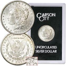 1883 CC GSA Morgan Silver Dollar