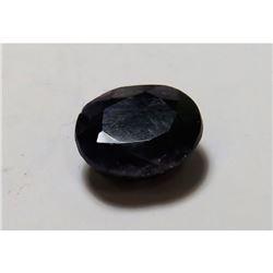 3 ct. Natural Indigo Blue Sapphire Gemstone