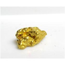 3.25 gram Natural Gold Nugget