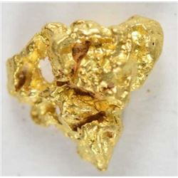 3.05 gram Natural Gold Nugget