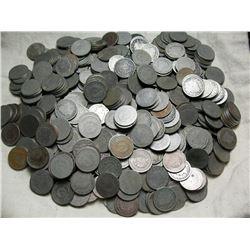 300 V Nickels - Exact Image