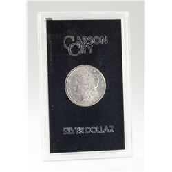 1884 CC GSA Morgan Dollar w/ Box and COA