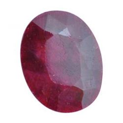 3.5 ct. Natural Ruby Gemstone