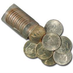 20 pcs. In Roll IKE Dollars -