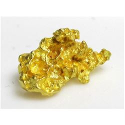2.01 Gram Natural Alluvial Gold Nugget