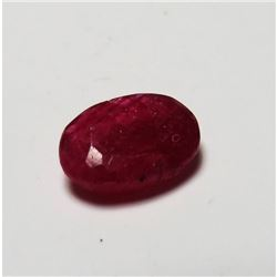 2ct Natural Ruby Gemstone