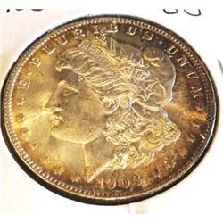 1903 Better Date BU Grade Morgan Silver Dollar