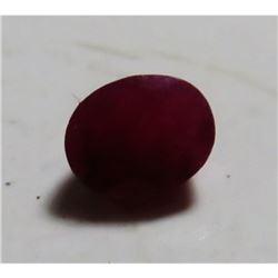 2.5 ct. Natural Ruby Gemstone