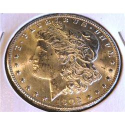 1902 O BU Grade Morgan Silver Dollar