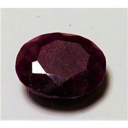 1.5ct Natural Ruby Gemstone
