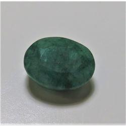 4ct Natural Emerald Gemstone