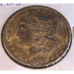 1903 P AU Grade Better Date Morgan Silver Dollar